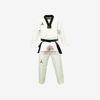 Ảnh của Võ Phục Taekwondo Hiệu Kwon Vải Kaki Sọc Vai Trơn