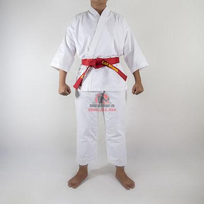 Picture of Võ Phục Karate Vải Kaki Dày