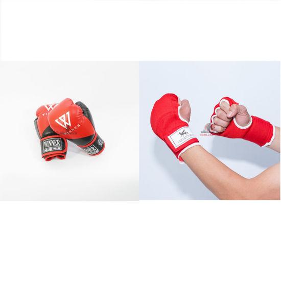 Picture of COMBO - Găng Boxing Winner + Băng Xỏ Tay Unicorn Power